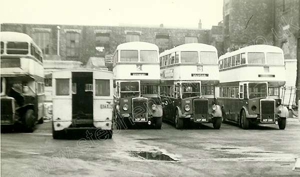 Land Rover Halifax >> Halifax Passenger Transport in the Mid-1960's - Part Four