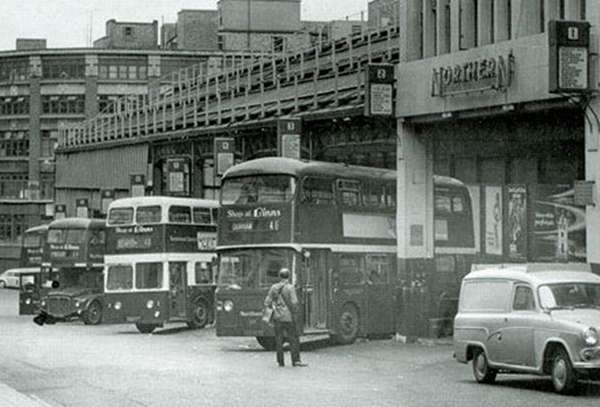 newcastle bus stations