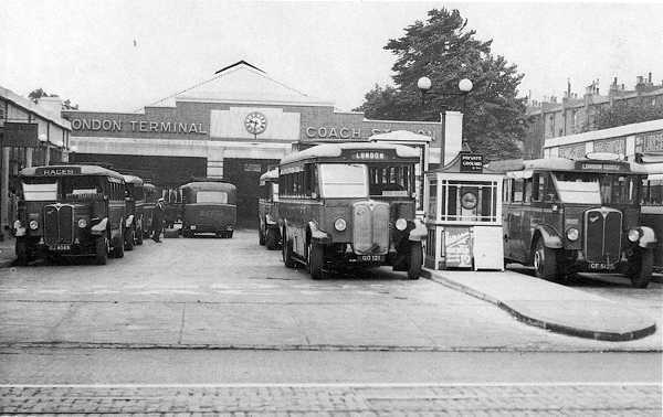 The London Terminal Coach Station