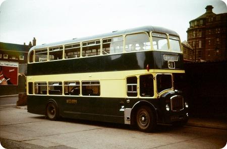 Notts & Derby Bristol Lodekka FLF6G