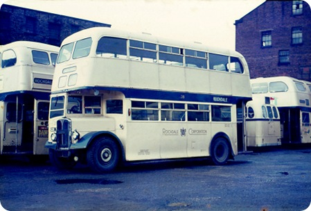 Rochdale Corporation AEC Regent III