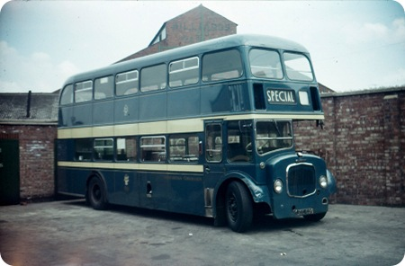 Middlesbrough Corporation - Dennis Loline I - JDC 599 - 99