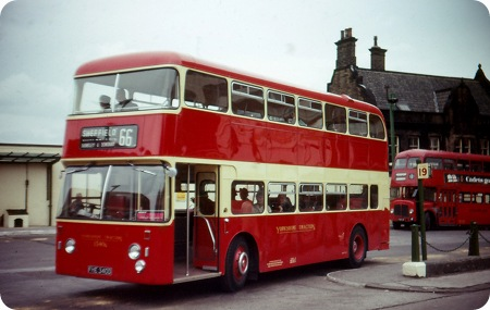 Yorkshire Traction Leyland Atlantean PDR1/2