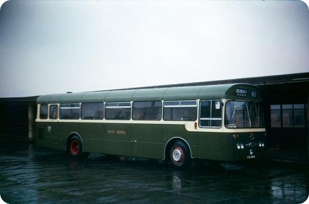 West Riding Daimler Roadliner