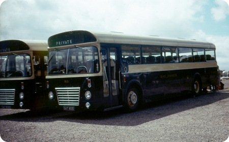 East Yorkshire Leyland Panther