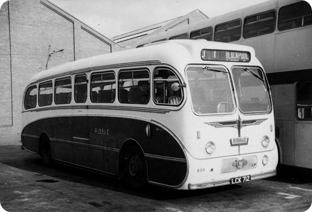 Ribble Leyland Tiger Cub