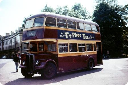 York Pullman - AEC Regent III - LDN 96 - 67