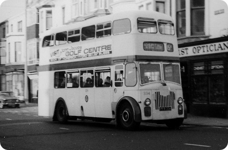 Blackpool Corporation Leyland Titan
