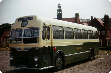 Lincolnshire Bristol MW5G