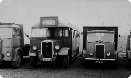 Hanson - Albion Valkyrie CX13 - DCX 886 - 236