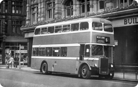 Halifax Corporation Leyland Titan