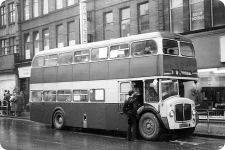 Rotherham Corporation AEC Renown