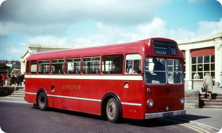 United Automobile Bristol LS5G