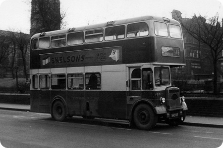 Yorkshire Traction - Leyland Titan PD2 - VHE 193 - 1193