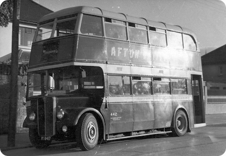 Great Northern Railways AEC Regent III