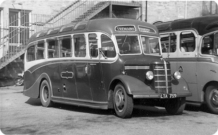 Tremains - Bedford OB - LTA 759