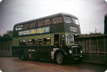 Leeds City Transport AEC Regent V