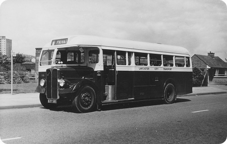 Lancaster Corporation AEC Regal III