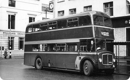 A Mayne & Sons - AEC Regent V - CXJ 520C