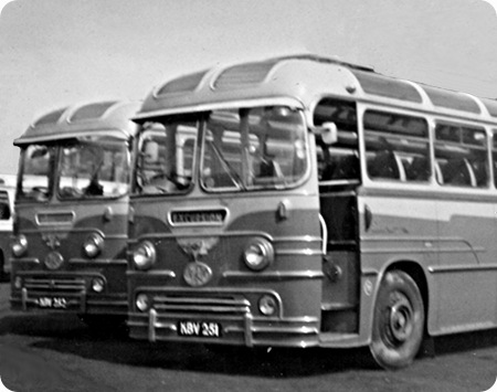 Ribblesdale AEC Reliance MU3RV