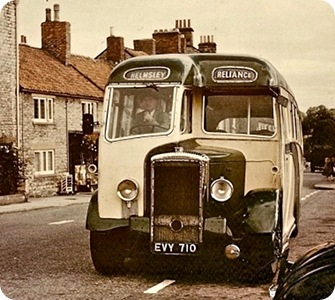 Reliance of York - Daimler CVD6 - EVY 710