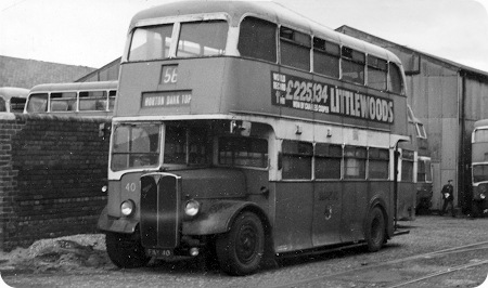 Bradford Corporation AEC Regent III