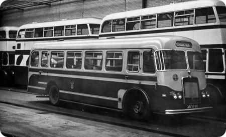 Oldham Corporation - Seddon MK17 L - 203 FBU