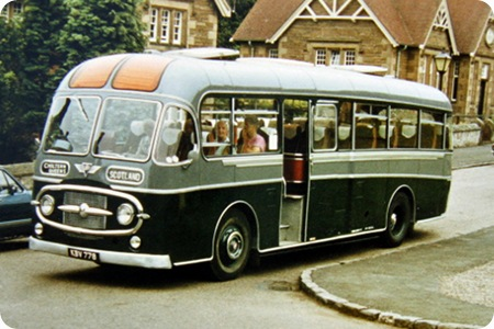 Chiltern Queens - AEC Reliance - KBV 778