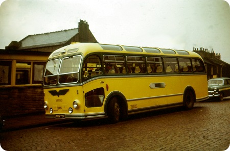 Mansfield District - Bristol LS6G - PNN 774 - 205