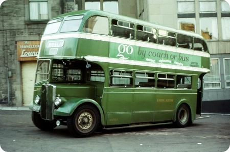 Eastern Scottish AEC Regent III