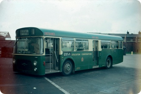 Stockton Corporation Leyland Panther
