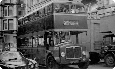 A Mayne & Sons AEC Regent V