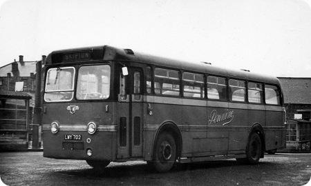 Pennine Motor Services Leyland Royal Tiger