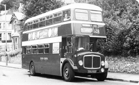 Devon General AEC Regent V