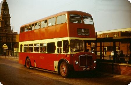 Bolton Corporation - AEC Regent V - SBN 766 - 166