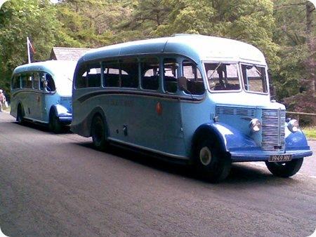 1949 MN Protours Bedford OB