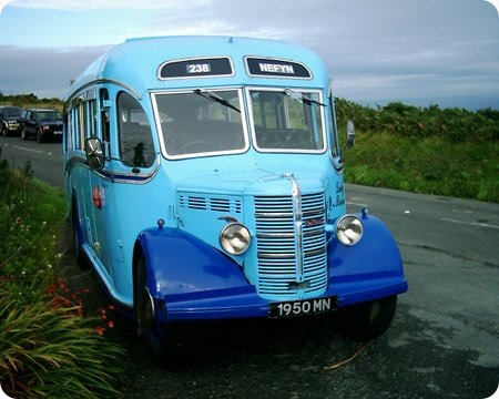 1950 MN Protours Bedford OB