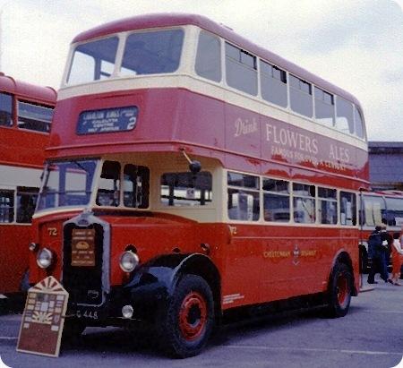 Cheltenham District Albion Venturer CX19