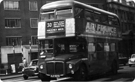 London Transport - AEC Routmaster - ALD 924B - RM 1924