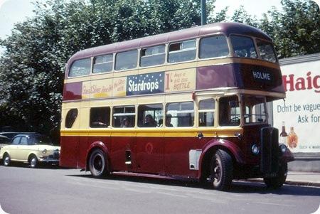 York Pullman - AEC Regent III - JDN 669 - 65
