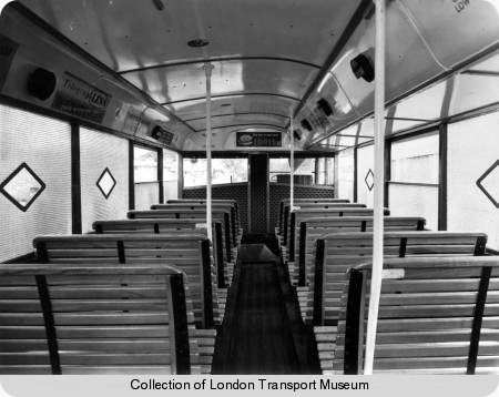LPTB D-Class (D1-6) June 1944 - Lower Interior