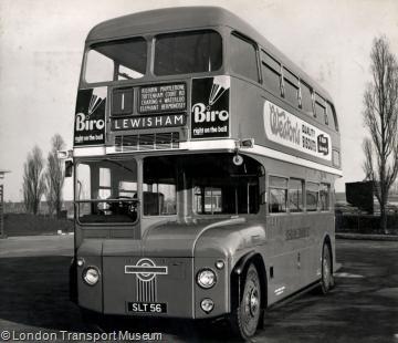 London Transport RM1 STL 56
