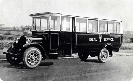 Ideal Service - Graham-Dodge - WU 2725