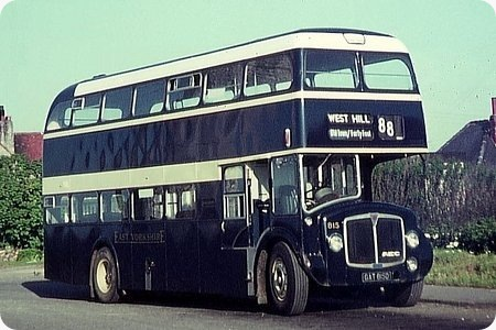 East Yorkshire - AEC Renown - GAT 815D - 815