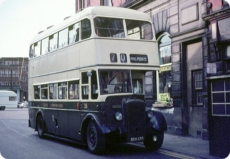 Derby Corporation - Daimler CVD6 - BCH 135 - 35