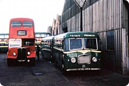 Old Bus Photos » Provincial