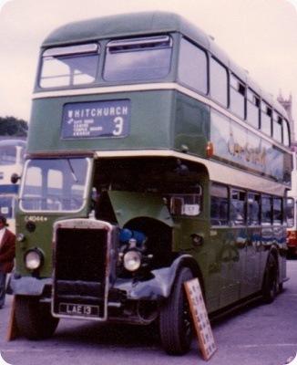 Bristol Omnibus - Leyland PD1 - LAE 13 - C4044