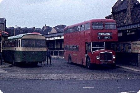 South Wales - AEC Bridgemaster - WCY 890 - 1210