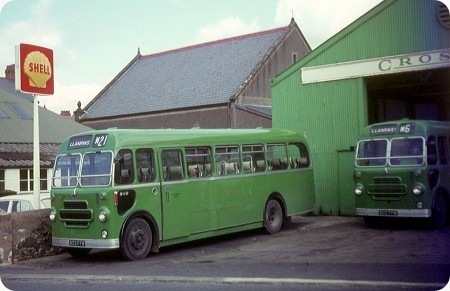 Crosville - Bristol SC4LK - 803 FFM - CSG623