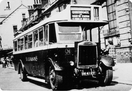 Williamson's - Leyland Lion - DV 4117 - 24